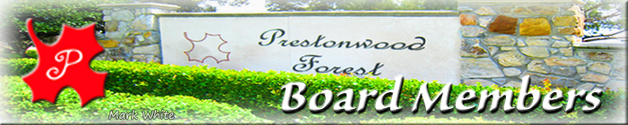 Homeowners Association Board of Directors