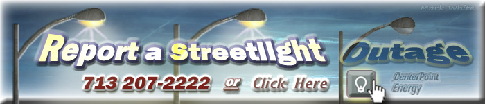 Report Streetlight Out