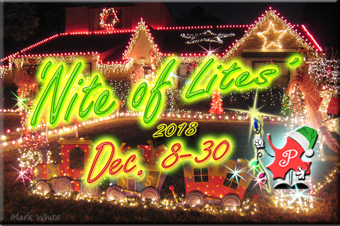 Nite of Lites is coming!