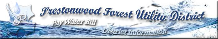 Prestonwood Forest Utility District